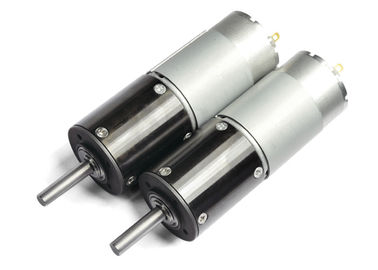 Chine Automobile Tail Gate Reduction DC Motor Gearbox 12V Low Speed distributeur